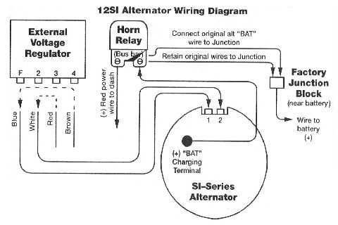 changing from a external to a internal regulated alternator hot novaresource org alt 12sialt jpg