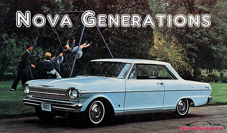 NovaResource VLOG 01: Chevy Nova Generations
