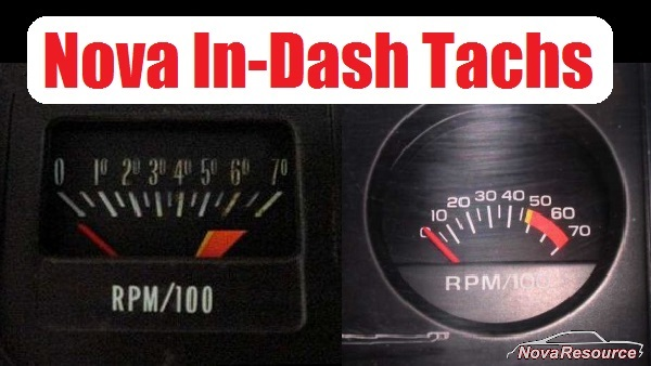 NovaResource VLOG 07: Nova In-Dash Tachs
